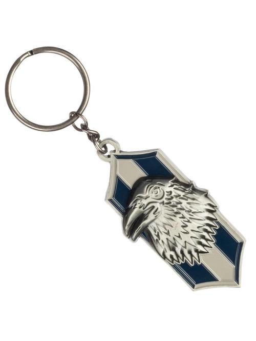 HARRY POTTER - Serdaigle - Porte-clés émaillé en métal