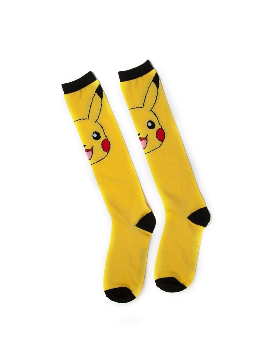 NINTENDO - POKEMON Pikachu Knee High Sock