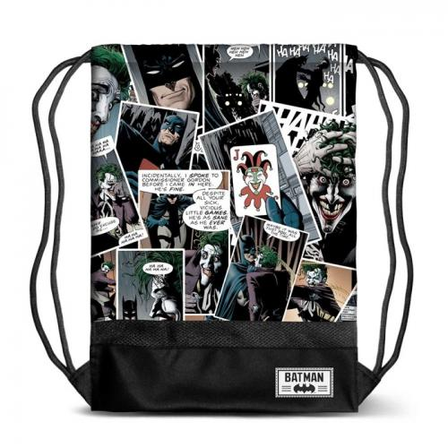 THE JOKER - Comic - Sac de sport '35x48x1'