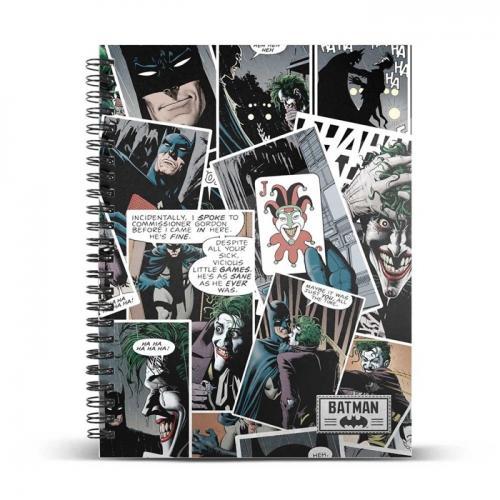 THE JOKER - Comic - Cahier A4