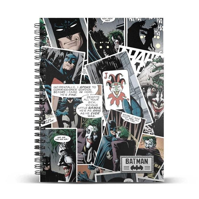 THE JOKER - Comic - Cahier A5_1