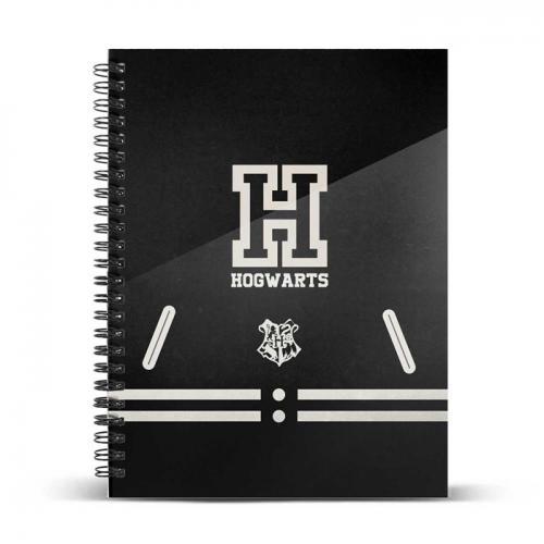 HARRY POTTER - Hogwarts School - Cahier A5