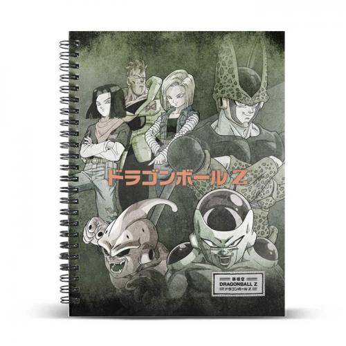 DRAGON BALL - Evil - Cahier A4