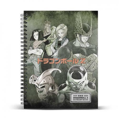 DRAGON BALL - Evil - Cahier A5