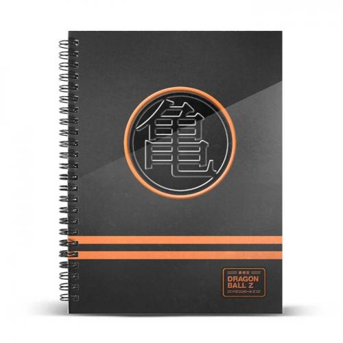 DRAGON BALL - Kame - Cahier A4