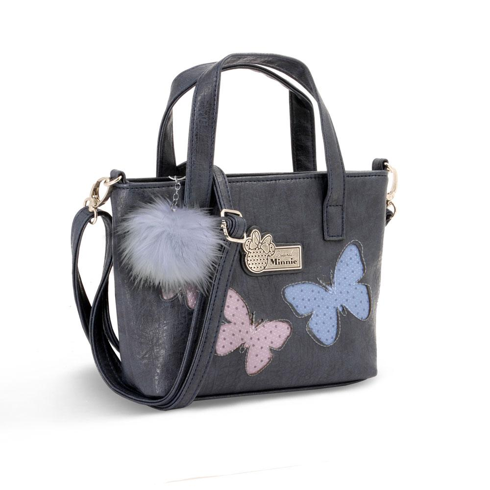 DISNEY - MINNIE Sac à Main Tote Small Blufy - Bleu
