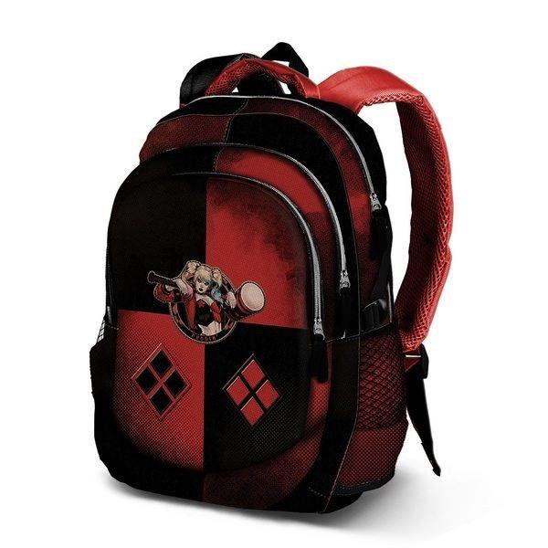 HARLEY QUINN - Running Backpack Puddin '44x30x17'