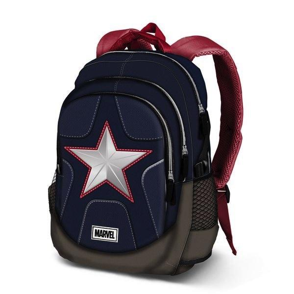 CAPTAIN AMERICA - Running Backpack '44x30x17'