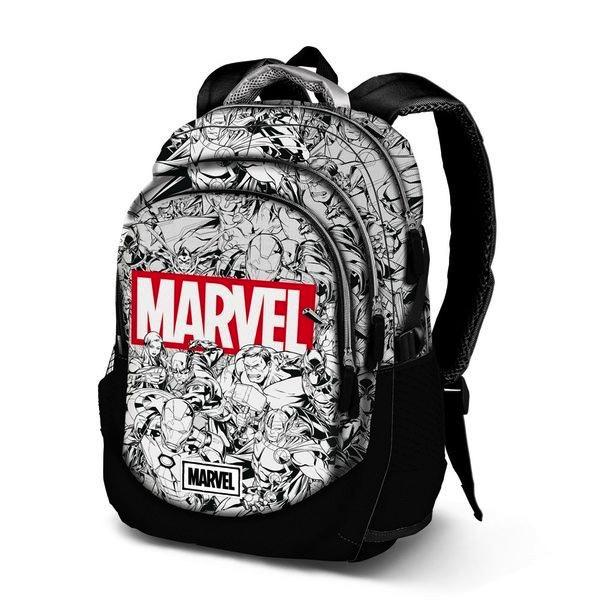 MARVEL - Running Backpack '44x30x17'