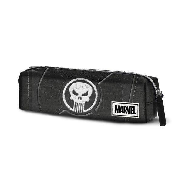 PUNISHER - Square Pencil Case '6x22x5'
