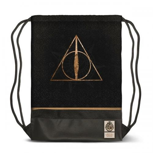 HARRY POTTER - Deathly Hallows - Sac de sport '48x35'
