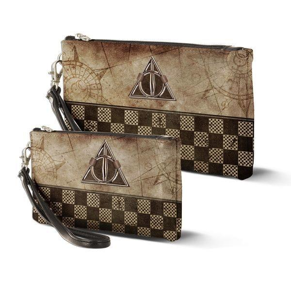 HARRY POTTER - Set 2 Pochettes Relic