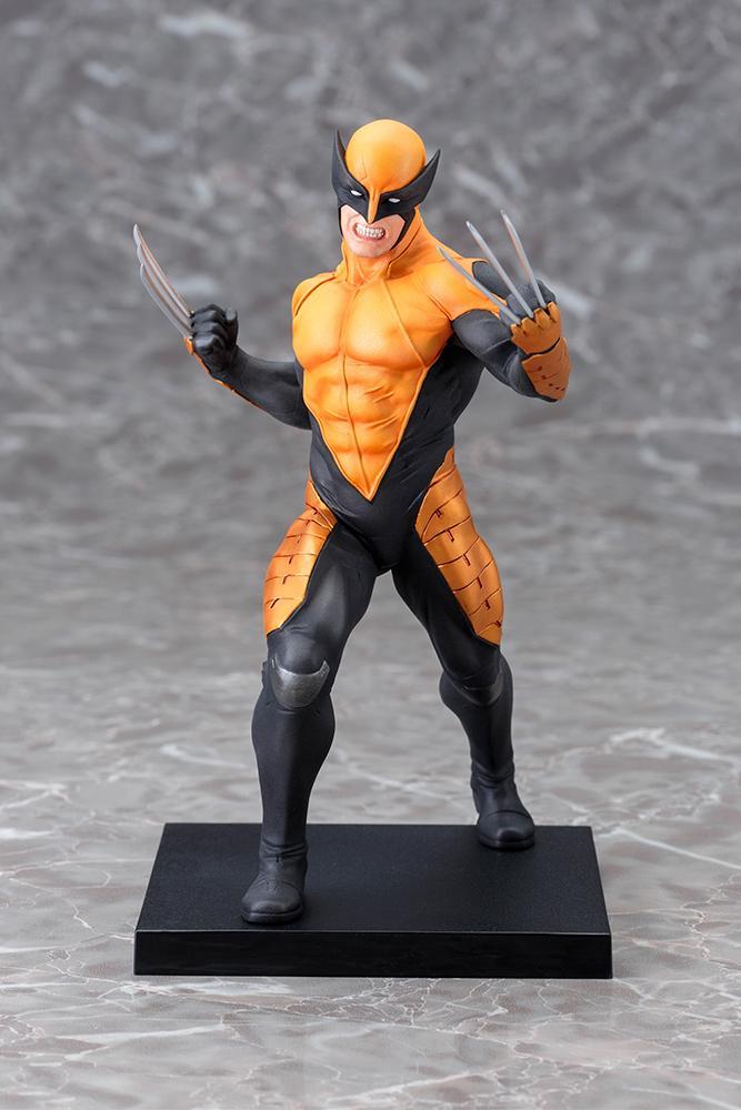 MARVEL Now - Wolverine ARTFX Statue - 18cm