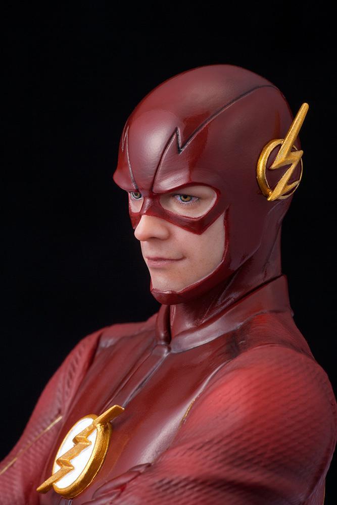 DC COMICS - Flash ARTFX Statue - 19cm