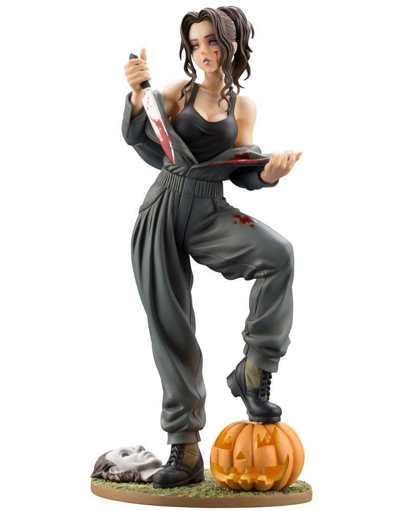 HALLOWEEN - Michael Myers Bishoujo Statue - 24cm