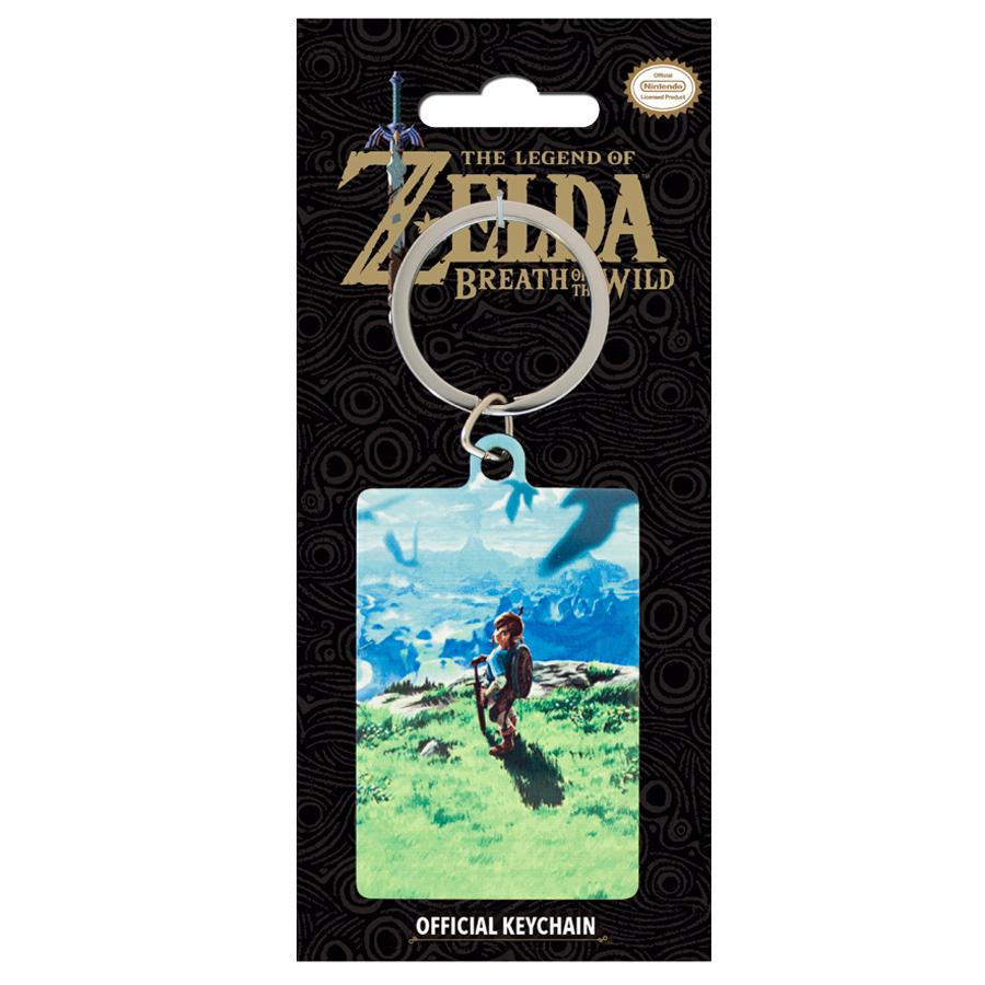ZELDA - Porte-Cles Metal - Zelda View_1