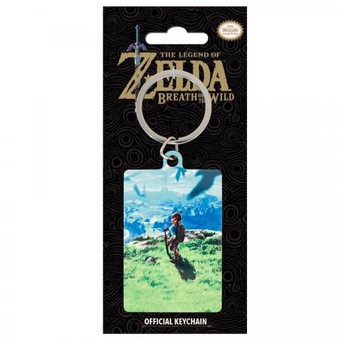 ZELDA - Porte-Cles Metal - Zelda View