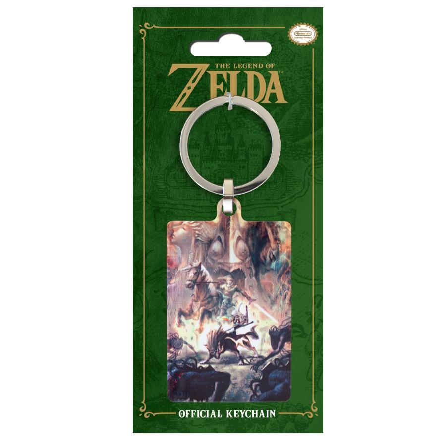 ZELDA - Porte-Cles Metal - Zelda Twilight