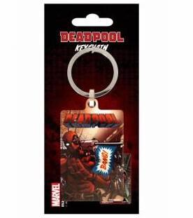 DEADPOOL - Porte-Cles Metal - Bang