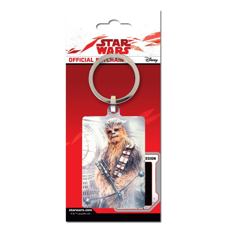 STAR WARS - Porte-Cles Metal - Chewbacca