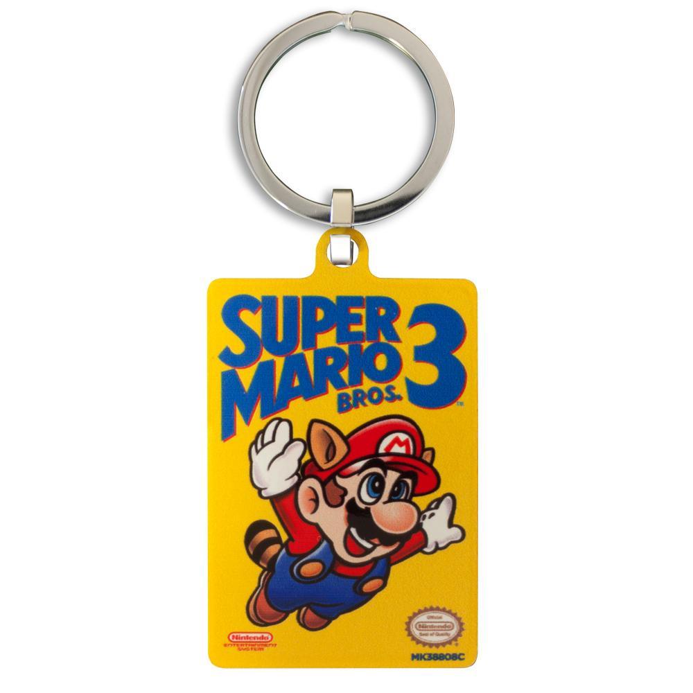 NINTENDO - Porte-Cles Metal - Super Mario Bros 3_2