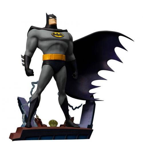 BATMAN Animated Series - Batman Opening Sequence ARTFX Statue - 21cm