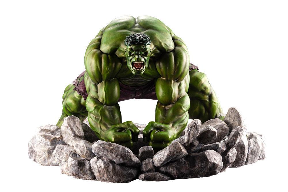 MARVEL - Premier ARTFX Statue - Hulk - 19cm