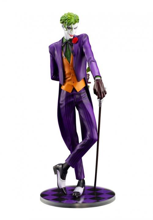 DC COMICS - Joker - Ikemen Statuette - 24cm