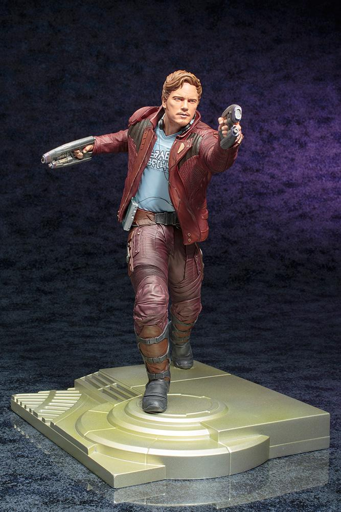 MARVEL - Star-Lord with Groot ARTFX Statue - 1/6 Scale_1