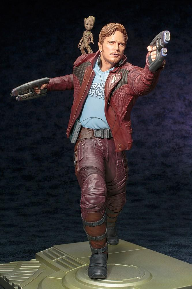 MARVEL - Star-Lord with Groot ARTFX Statue - 1/6 Scale_3