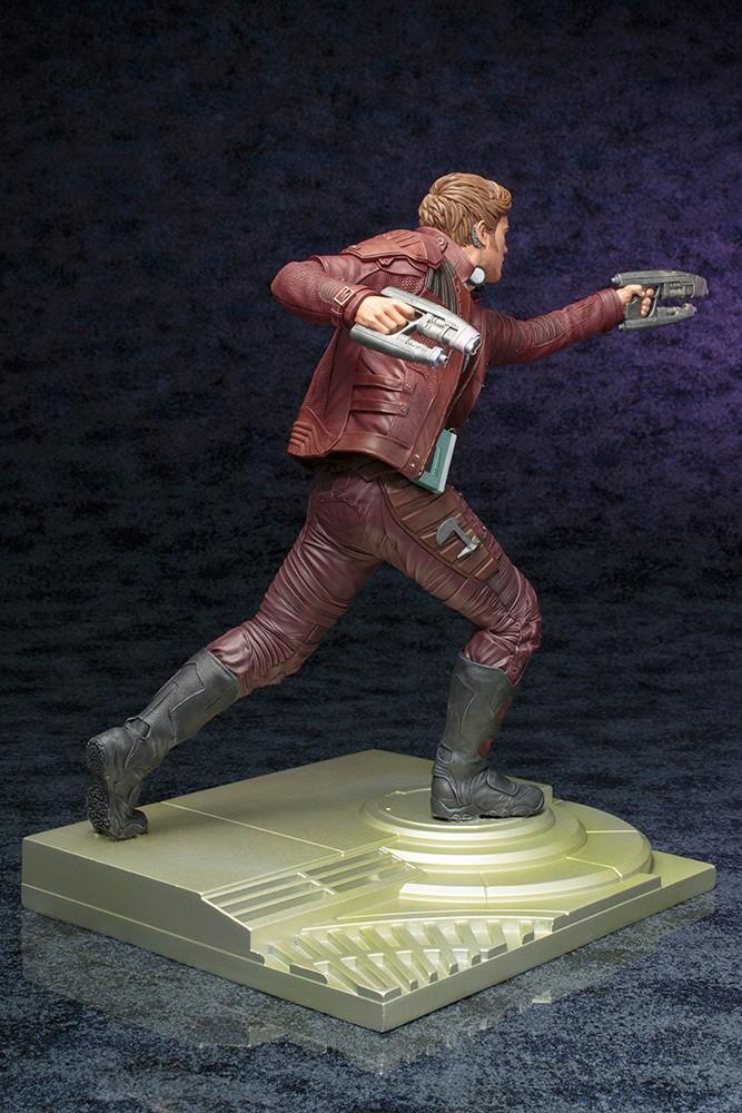 MARVEL - Star-Lord with Groot ARTFX Statue - 1/6 Scale_5