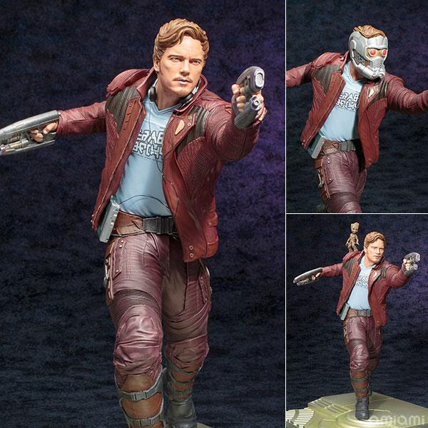 MARVEL - Star-Lord with Groot ARTFX Statue - 1/6 Scale_6