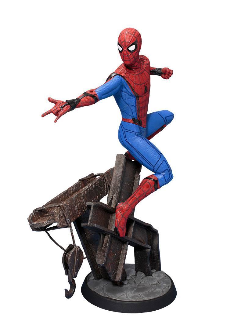 MARVEL SPIDER-MAN HOMECOMING - Spiderman ArtFx Statue - 32cm