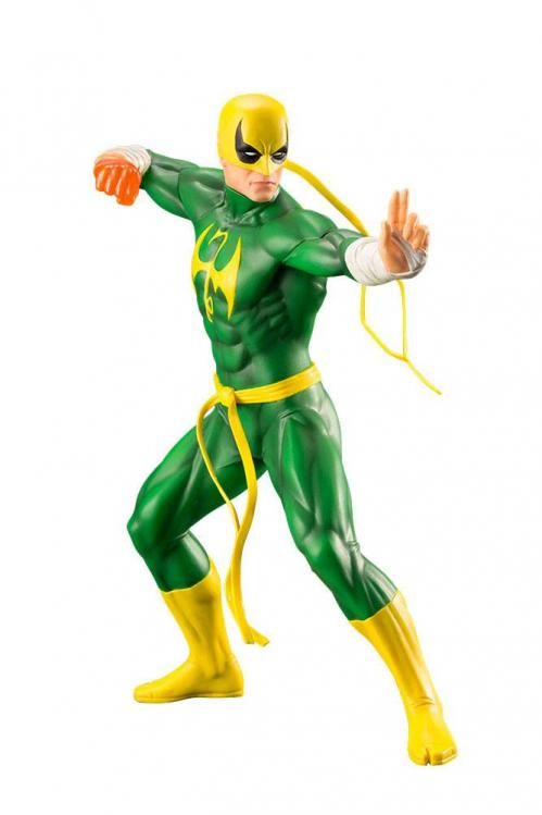 MARVEL - The Defenders - PVC ARTFX 1/10 - Statuette Iron Fist - 19cm