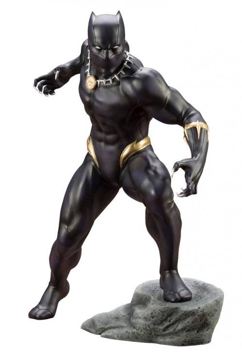 MARVEL - Black Panther - Statuette ARTFX+ 17cm