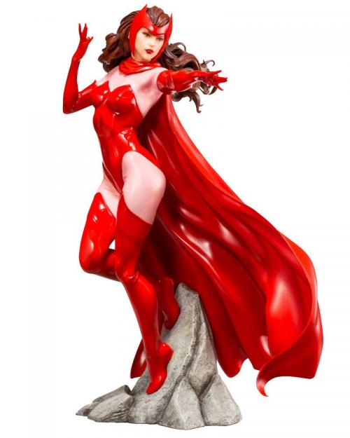 MARVEL - Scarlet Witch - Statuette ARTFX+ 21cm