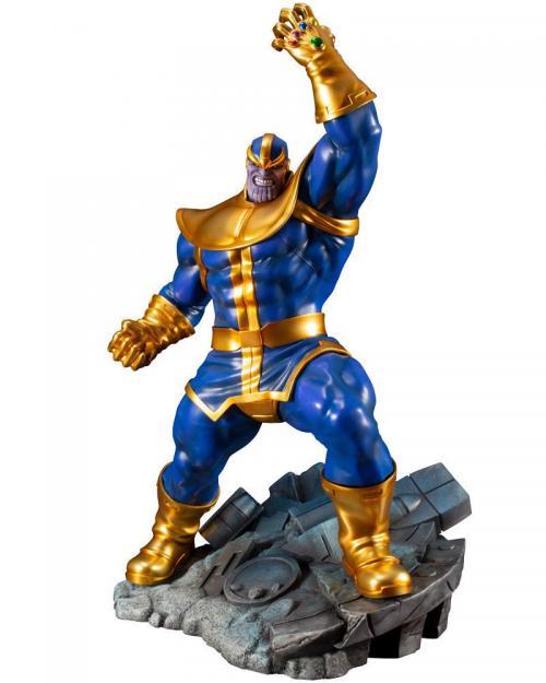 MARVEL - Thanos - Statuette ARTFX+ 28cm