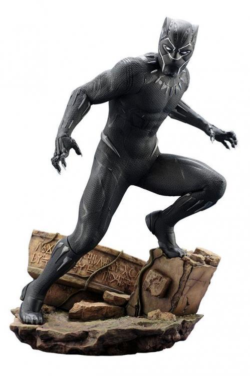 MARVEL - Black Panther - Statuette ARTFXJ 32cm