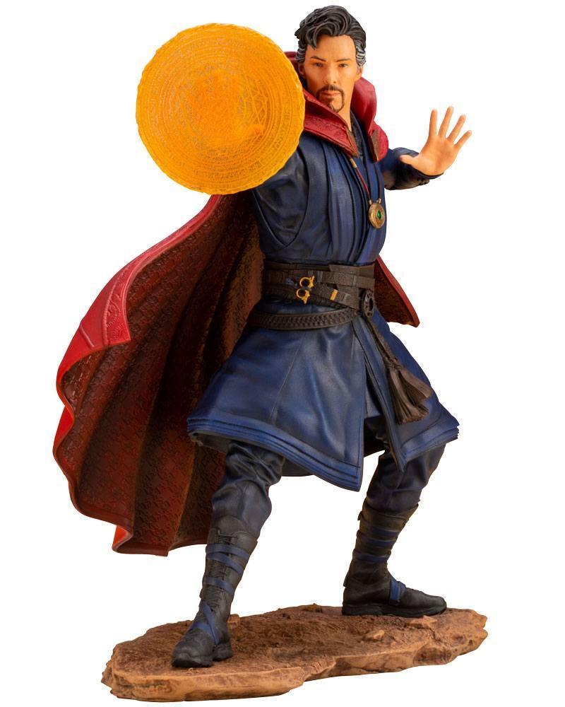 MARVEL - Avengers - PVC ARTFX 1/10 - Statuette Dr Strange - 22cm_1