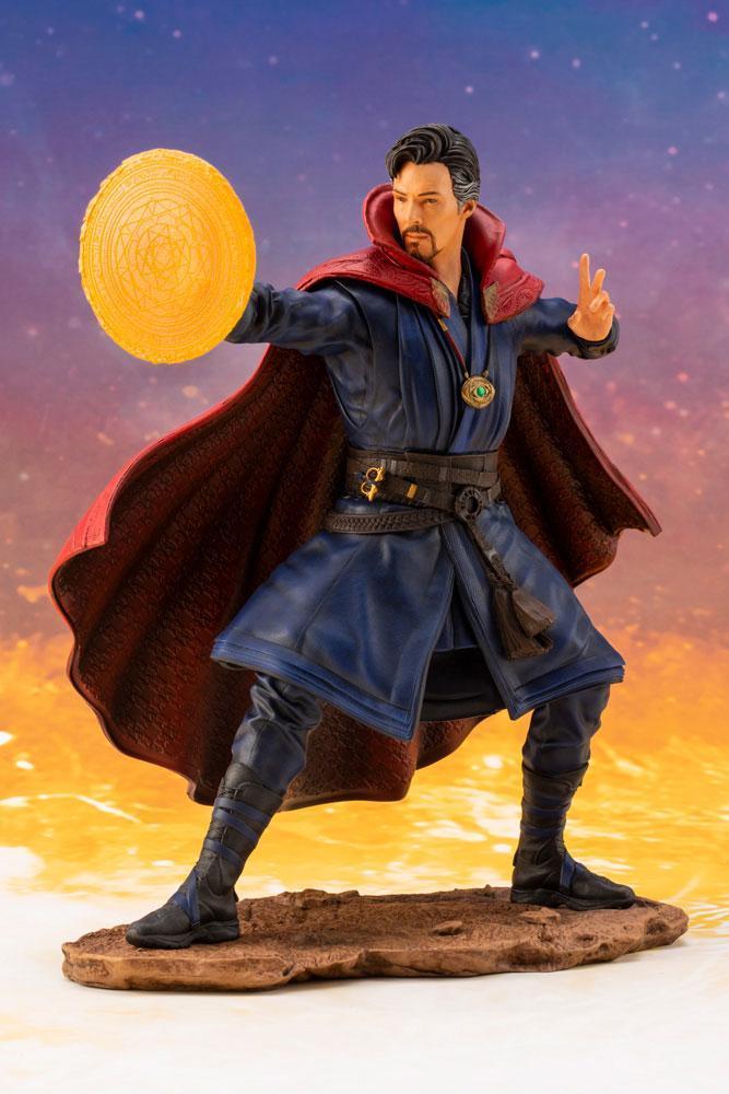 MARVEL - Avengers - PVC ARTFX 1/10 - Statuette Dr Strange - 22cm_2