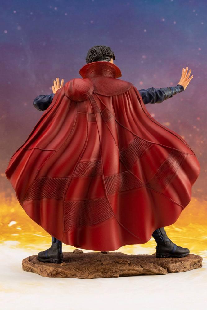 MARVEL - Avengers - PVC ARTFX 1/10 - Statuette Dr Strange - 22cm_4