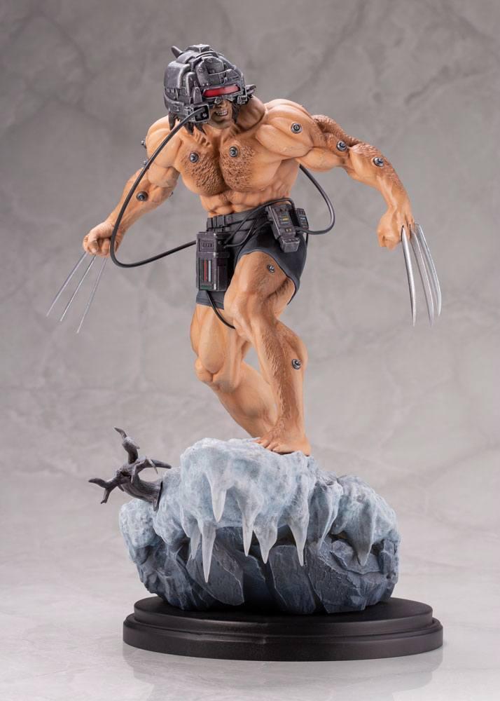MARVEL - Comics Fine Art - Statuette 1/6 Weapon X - 33cm