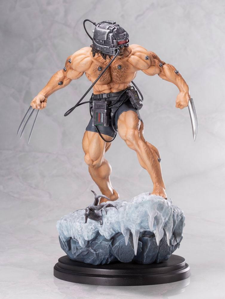 MARVEL - Comics Fine Art - Statuette 1/6 Weapon X - 33cm_2