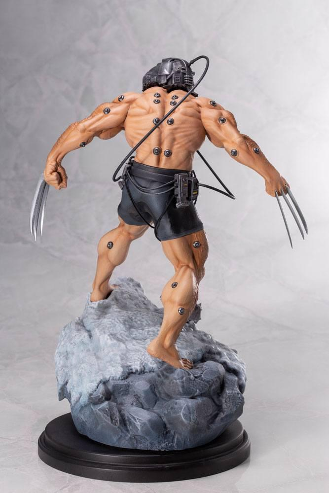MARVEL - Comics Fine Art - Statuette 1/6 Weapon X - 33cm_5