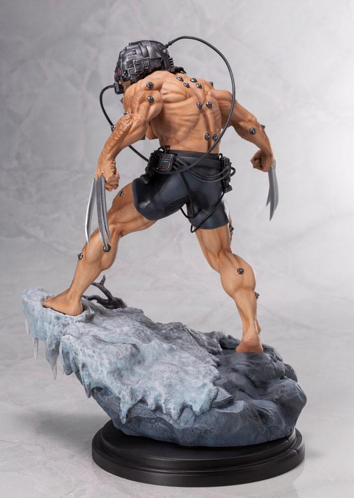 MARVEL - Comics Fine Art - Statuette 1/6 Weapon X - 33cm_6