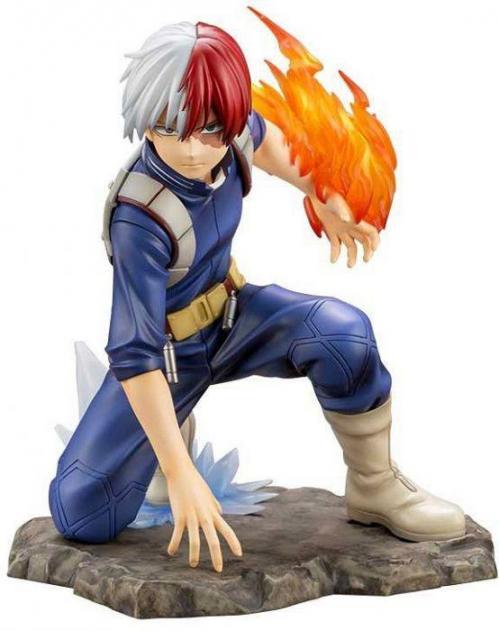 MY HERO ACADEMIA - Shoto Todoroki - Statuette ARTFXJ 16cm