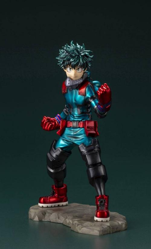 MY HERO ACADEMIA - Izuku Midoriya Limited - Statuette PVC ARTFXJ 21cm