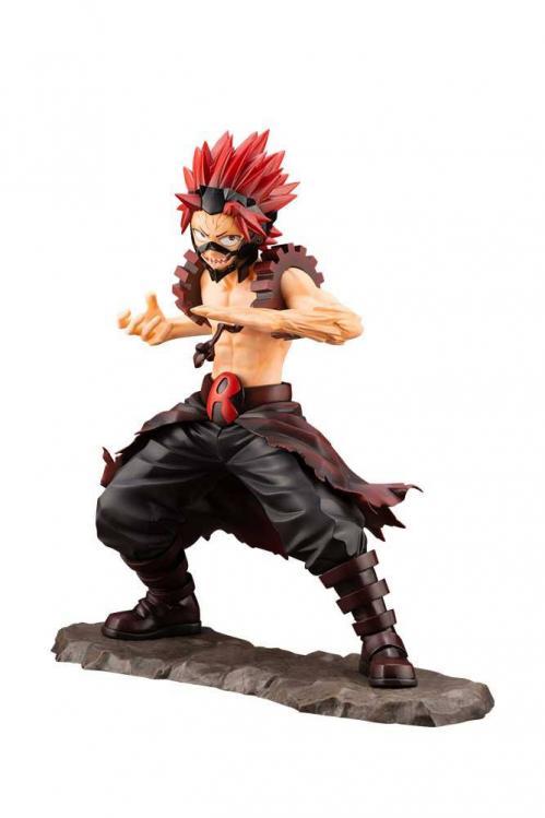 MY HERO ACADEMIA - Eijiro Kirishima - Statuette ARTFXJ 21cm