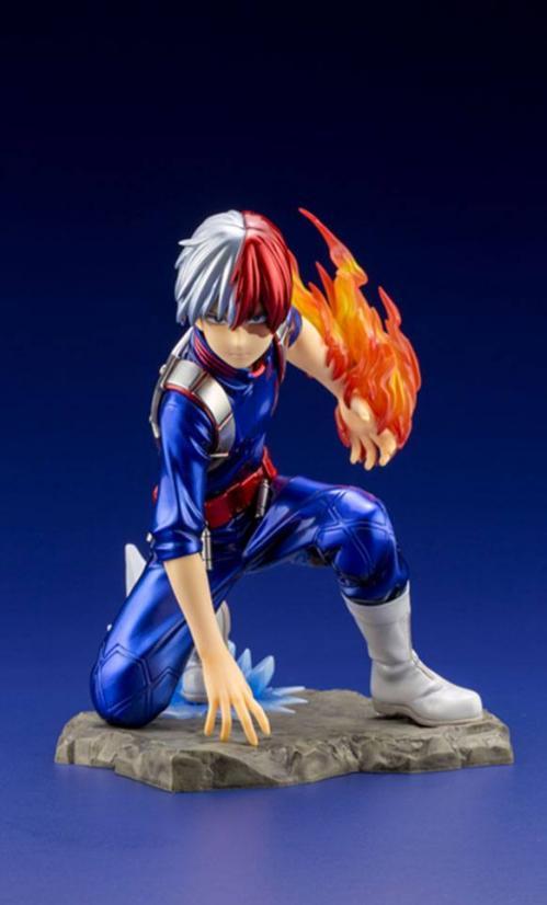 MY HERO ACADEMIA - Shoto Todoroki Limited - Statuette PVC ARTFXJ 16cm
