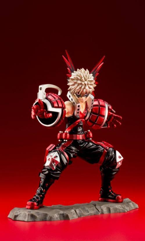 MY HERO ACADEMIA - Katsuki Bakugo Limited - Statuette PVC ARTFXJ 23cm